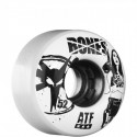 גלגלים SMOKING 52MM 4PK WHT BONES