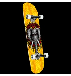 Powell Peralta - Vallely Elephant Yellow Complete Skateboard