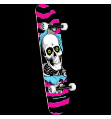 Powell Peralta - Ripper One Off Pink Complete Complete Skateboard