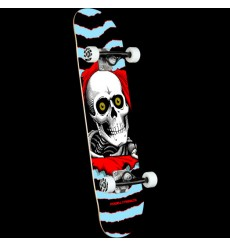 Powell Peralta - Ripper One Off Blue Complete Skateboard
