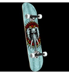 Powell Peralta - Vallely Elephant Blue Complete Skateboard