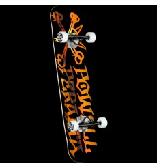 Powell Peralta - Vato Rat Sunset Black Complete Skateboard