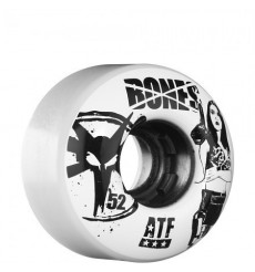 SMOKING 52MM 4PK WHT BONES