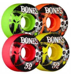 PARTY PACK 52MM 4PK BONES