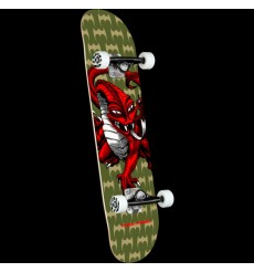 Powell Peralta - Cab Dragon One Off Olive Complete Skateboard