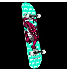 Powell Peralta  - Cab Dragon One Off Teal Complete Skateboard