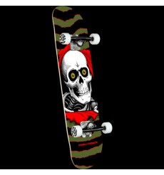 Powell Peralta  - Ripper One Off Olive Complete Skateboard