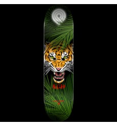 Powell Peralta - Pro Brad McClain Tiger Skateboard Deck - Shape 243