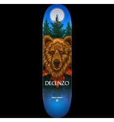 Powell Peralta - Pro Scott Decenzo Bear Skateboard Deck - Shape 249 - 8.5 x 32.08