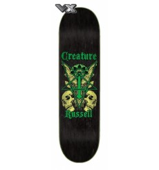 Creature - 8.6 X 32.11 Russell Coat Of Arms VX Deck